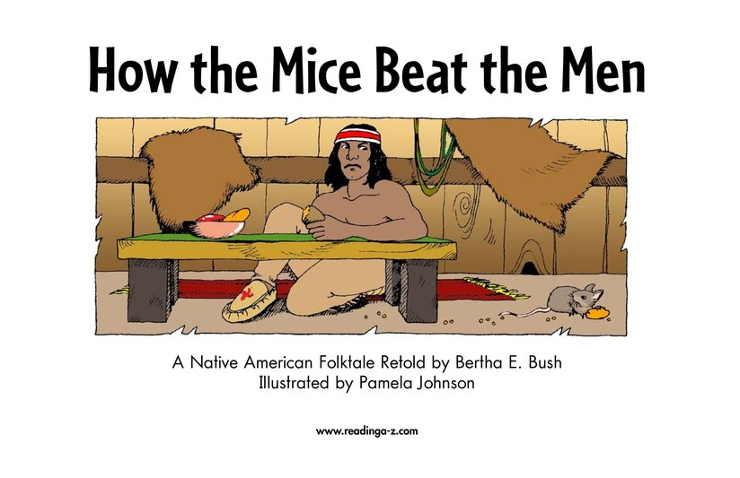 Book Preview For How the Mice Beat the Men Page 2