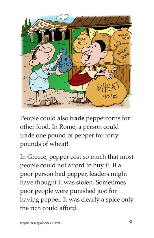 Book Preview For Pepper: The King of Spices Page 9