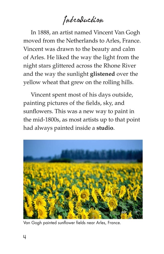 Book Preview For Vincent's Bedroom Page 4
