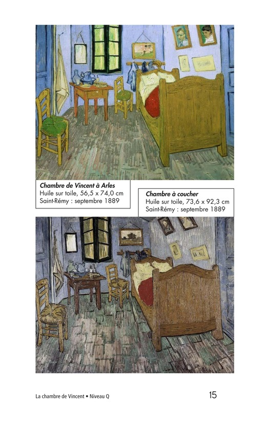 Book Preview For Vincent's Bedroom Page 15