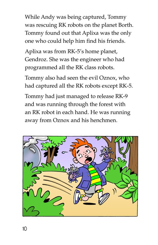 Book Preview For Andy in the Arctic Page 10