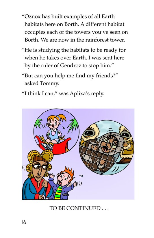 Book Preview For Andy in the Arctic Page 16