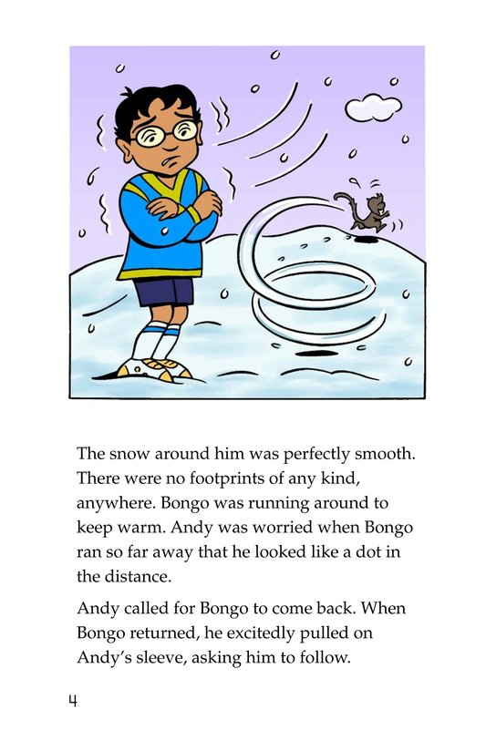 Book Preview For Andy in the Arctic Page 4
