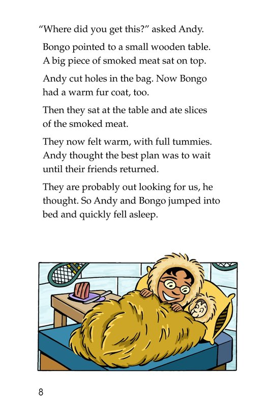 Book Preview For Andy in the Arctic Page 8