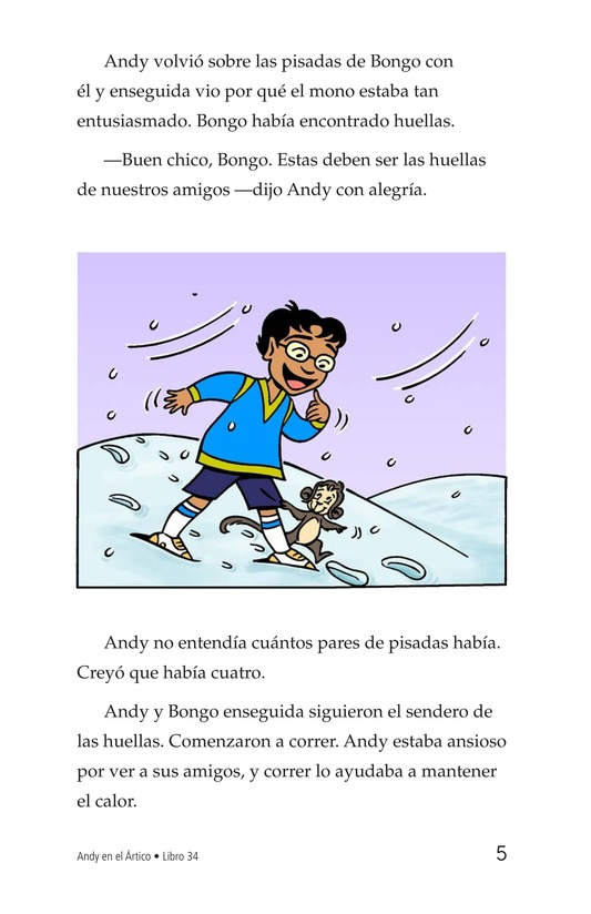 Book Preview For Andy in the Arctic Page 5