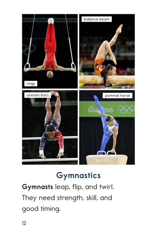 Book Preview For Summer Olympic Events Page 12