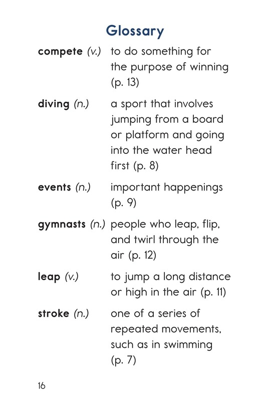 Book Preview For Summer Olympics Events Page 16
