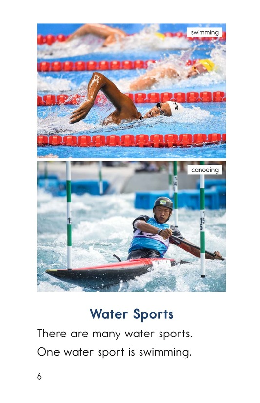Book Preview For Summer Olympic Events Page 6