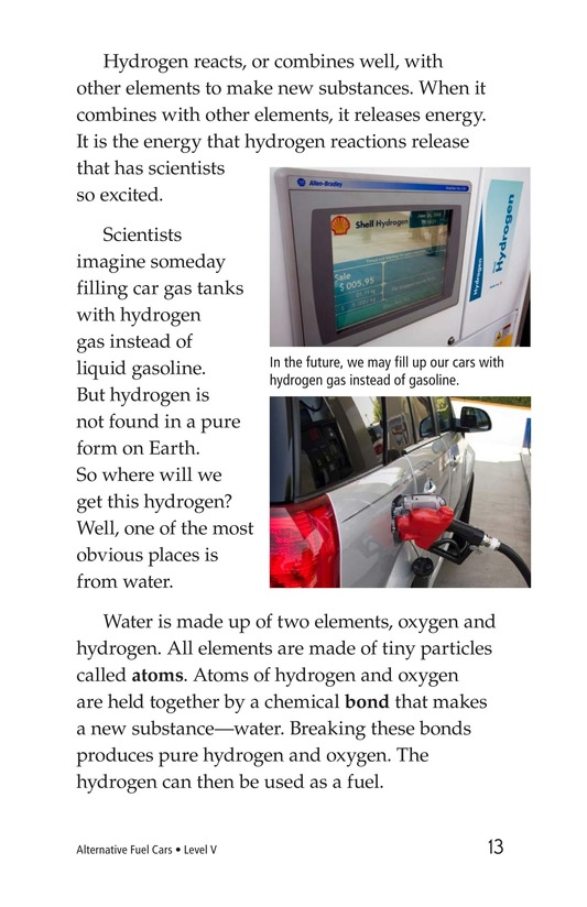 Book Preview For Alternative Fuel Cars Page 13