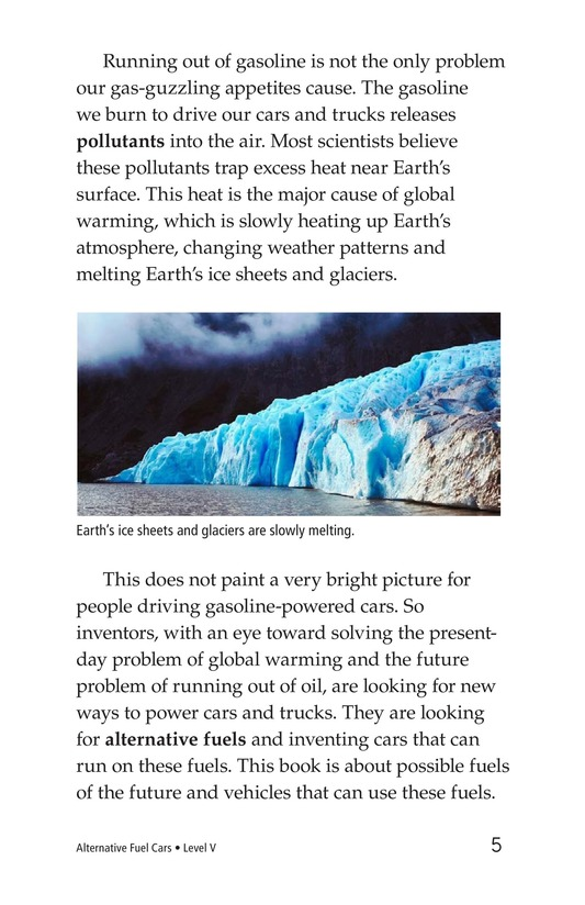 Book Preview For Alternative Fuel Cars Page 5