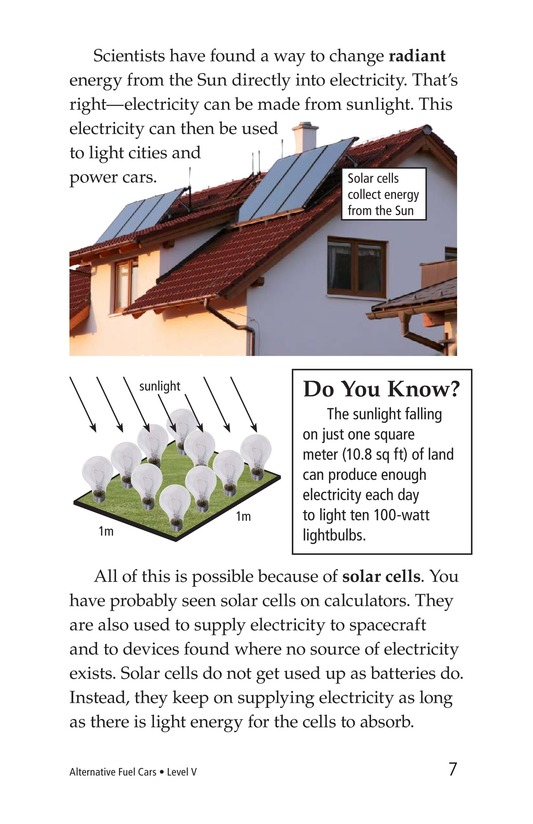 Book Preview For Alternative Fuel Cars Page 7