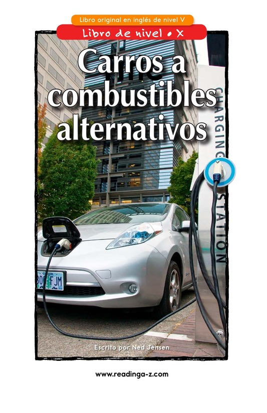 Book Preview For Alternative Fuel Cars Page 1