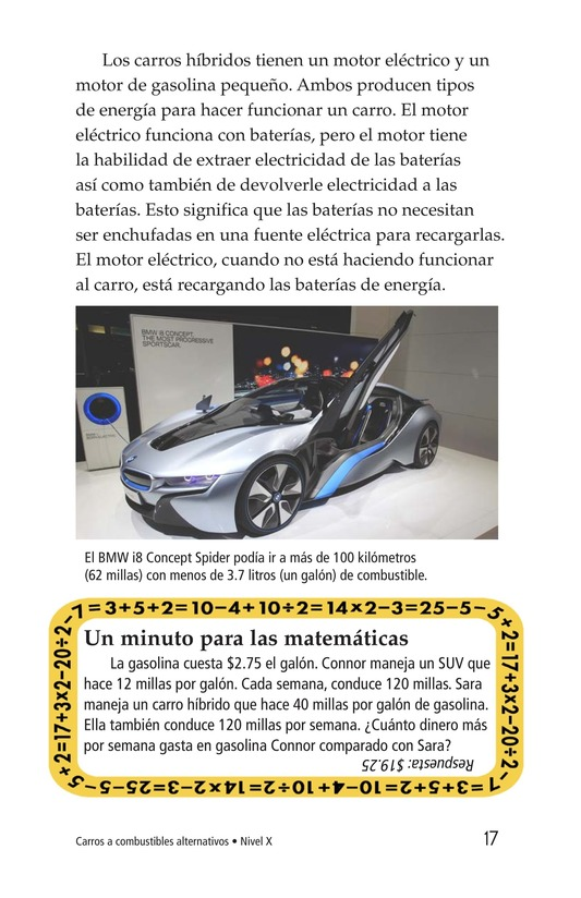 Book Preview For Alternative Fuel Cars Page 17