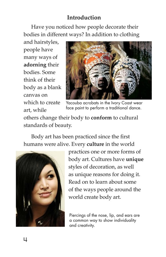 Book Preview For Body Art Page 4