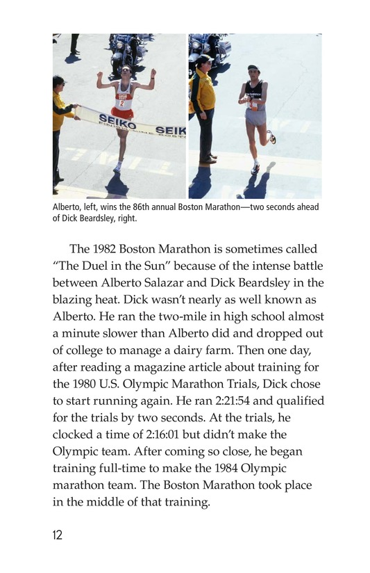Book Preview For Alberto Salazar: An American Runner Page 12