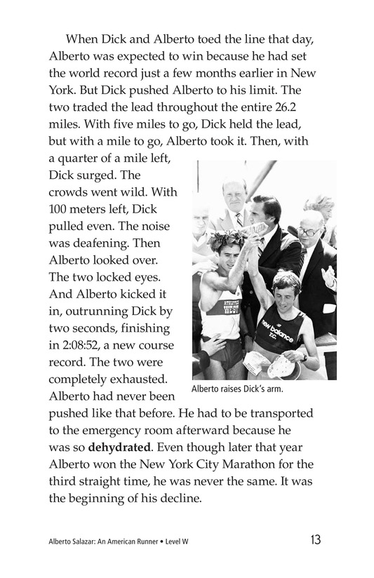 Book Preview For Alberto Salazar: An American Runner Page 13