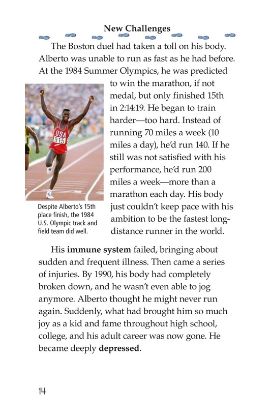 Book Preview For Alberto Salazar: An American Runner Page 14