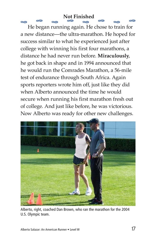 Book Preview For Alberto Salazar: An American Runner Page 17