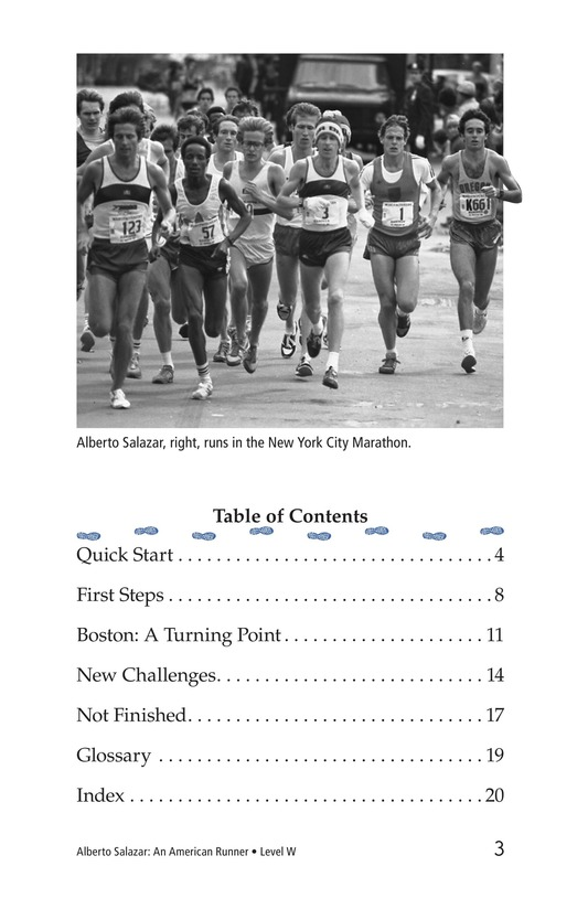 Book Preview For Alberto Salazar: An American Runner Page 3