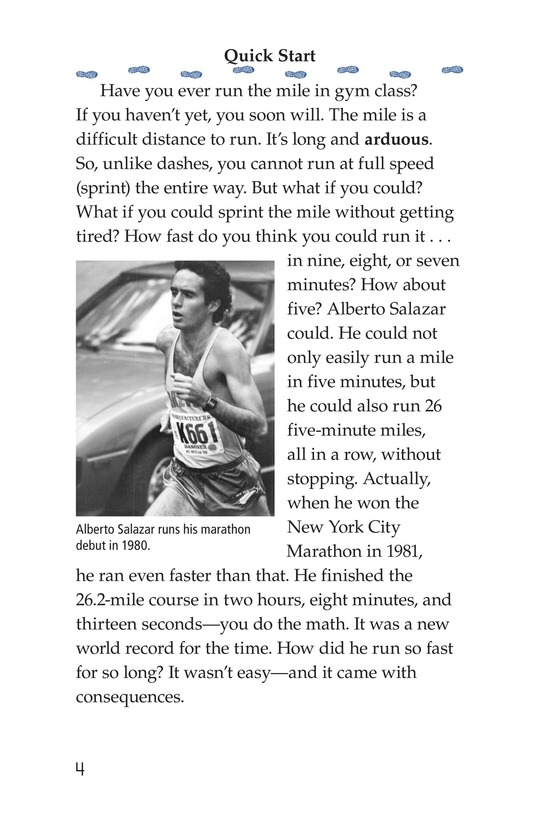 Book Preview For Alberto Salazar: An American Runner Page 4
