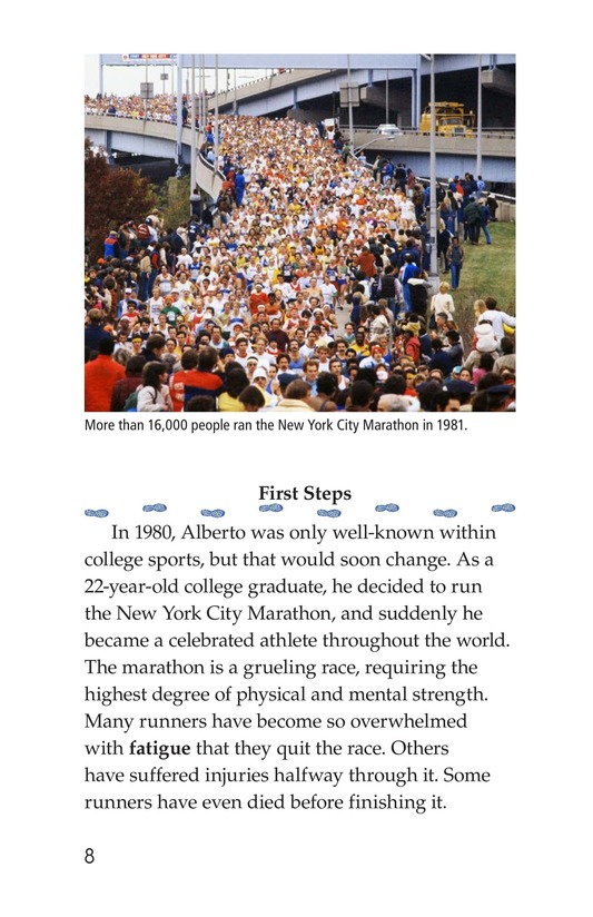 Book Preview For Alberto Salazar: An American Runner Page 8
