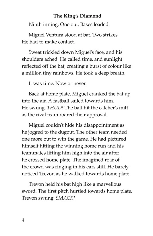 Book Preview For Miguel and King Arthur Page 4