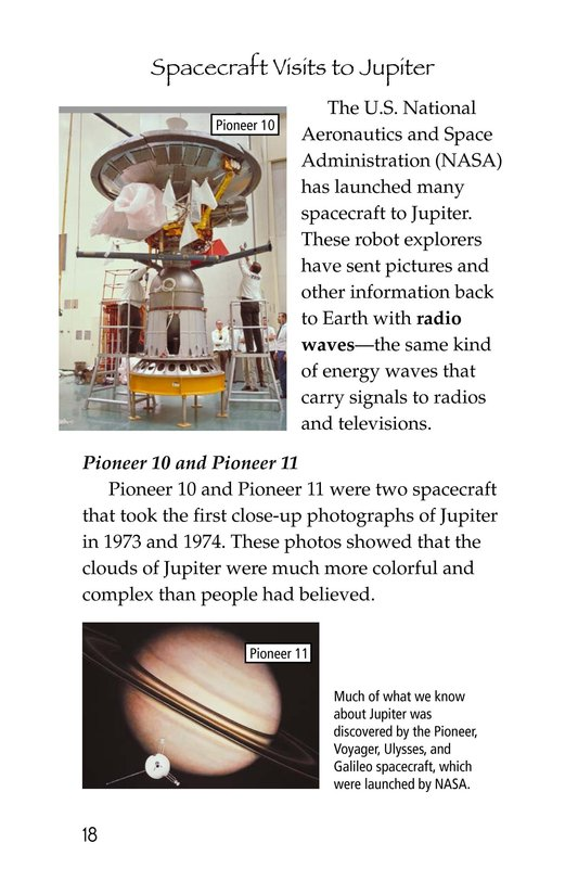 Book Preview For Jupiter's Secrets Revealed Page 18