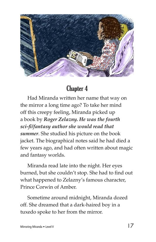 Book Preview For Mirroring Miranda Page 17