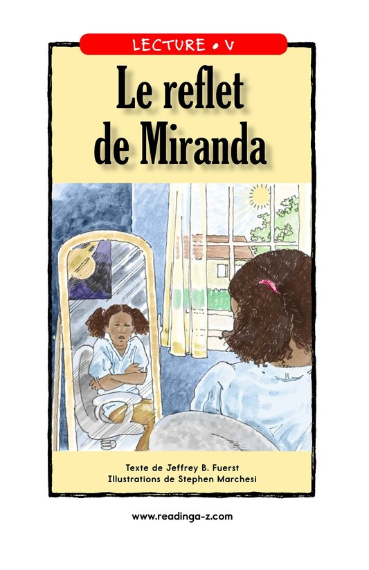 Book Preview For Mirroring Miranda Page 1