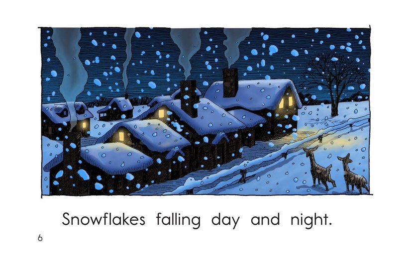 Book Preview For Snow Page 6