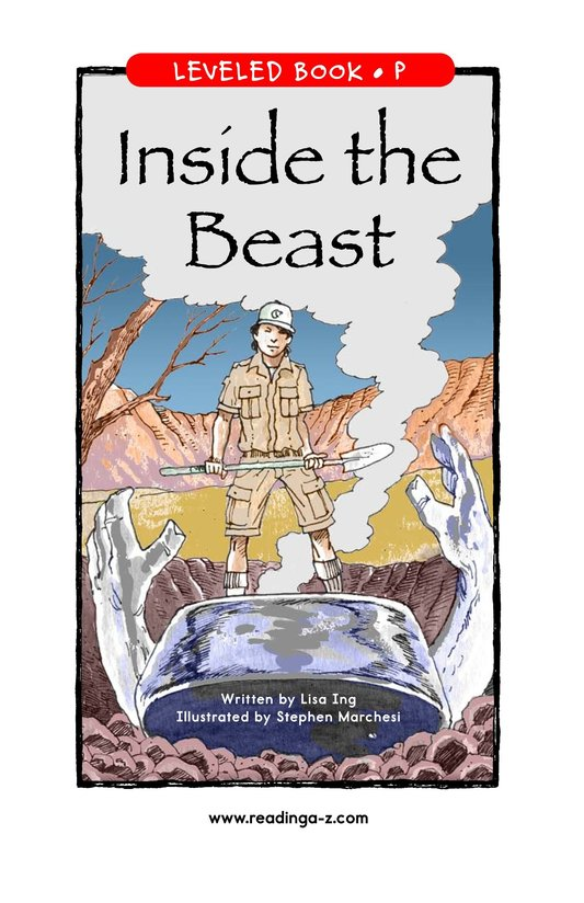 Book Preview For Inside the Beast Page 1