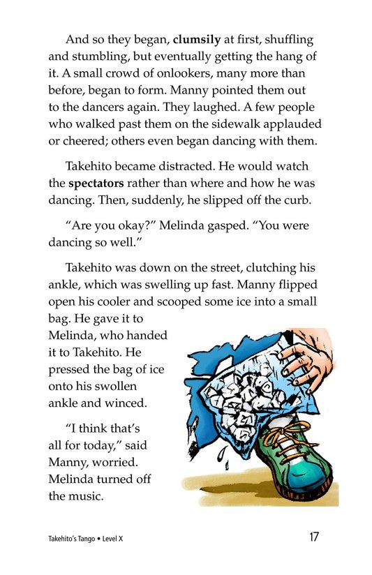 Book Preview For Takehito's Tango Page 17