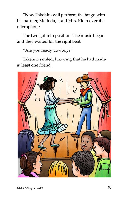 Book Preview For Takehito's Tango Page 19