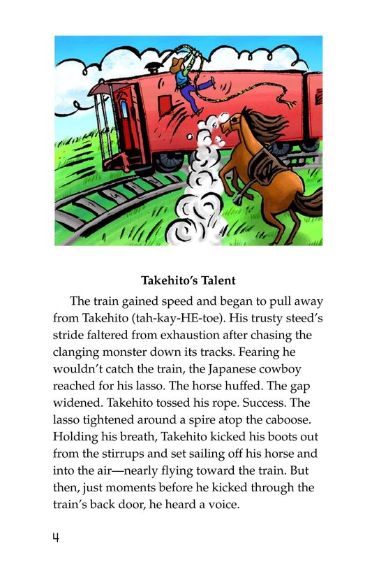 Book Preview For Takehito's Tango Page 4