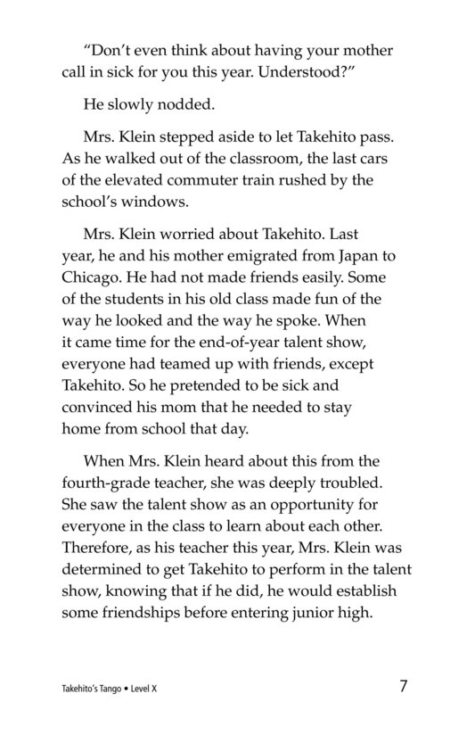 Book Preview For Takehito's Tango Page 7