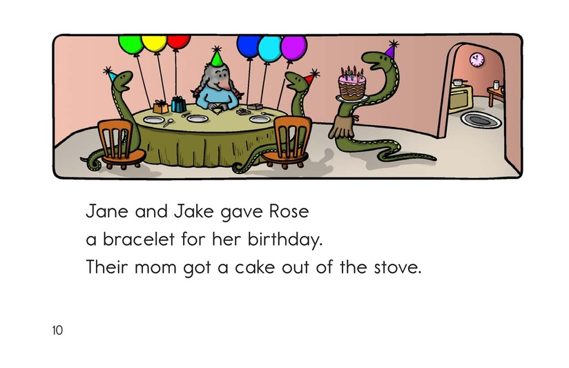 Book Preview For Rose's Birthday Page 10