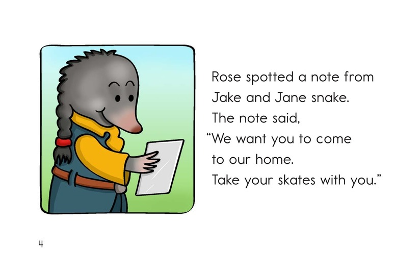 Book Preview For Rose's Birthday Page 4