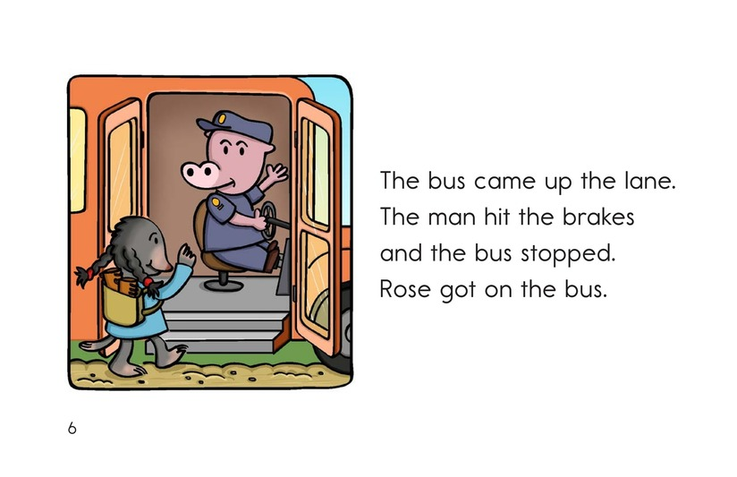 Book Preview For Rose's Birthday Page 6