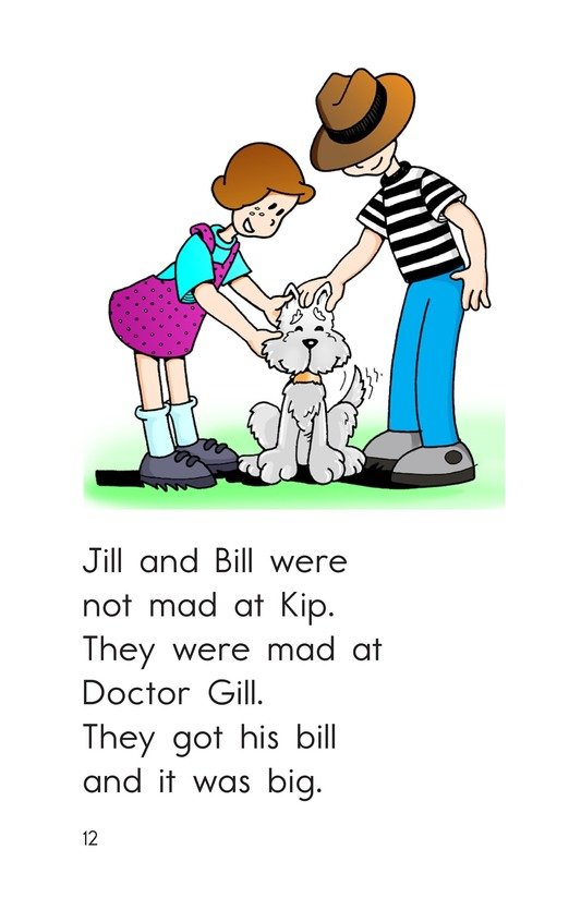 Book Preview For Jill and Bill Page 12