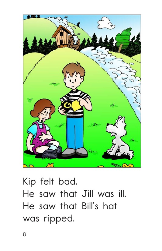 Book Preview For Jill and Bill Page 8