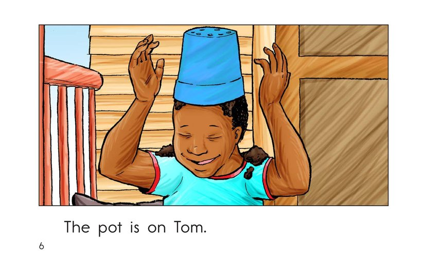 Book Preview For The Tot and the Pot Page 6