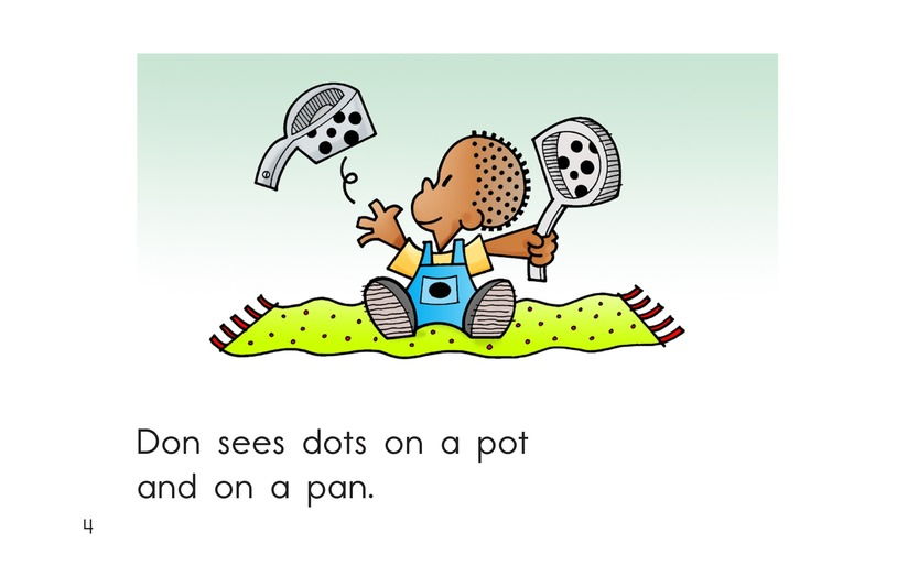 Book Preview For Don and Dots Page 4