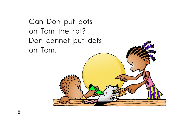 Book Preview For Don and Dots Page 8