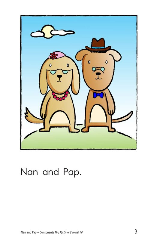 Book Preview For Nan and Pap Page 3