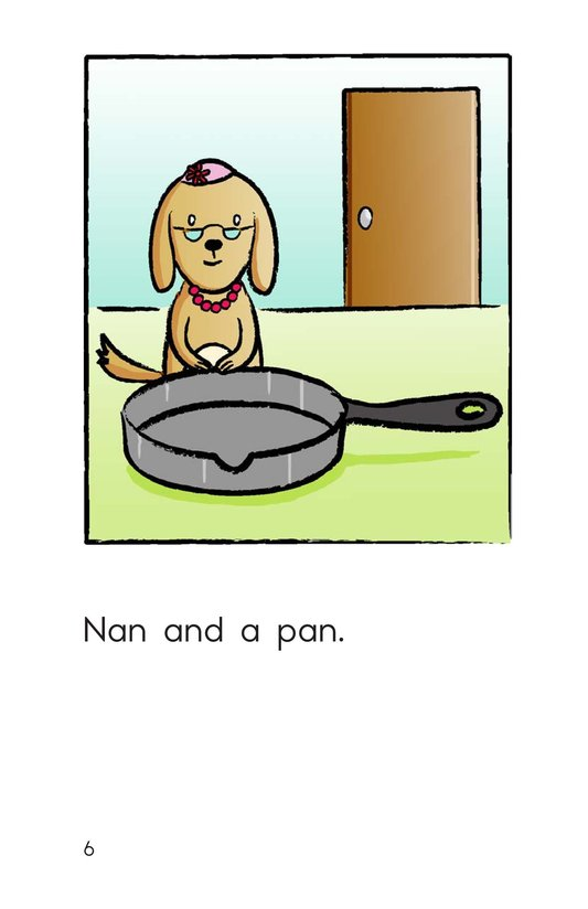Book Preview For Nan and Pap Page 6