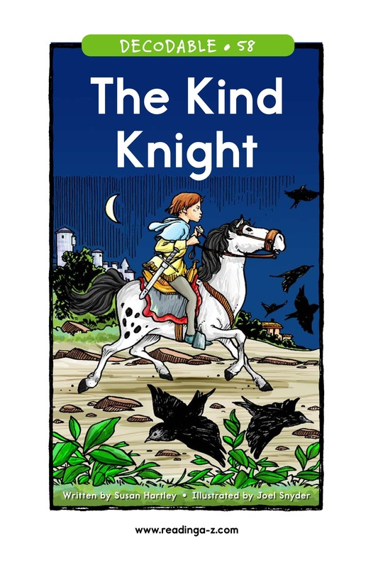 Book Preview For The Kind Knight Page 1
