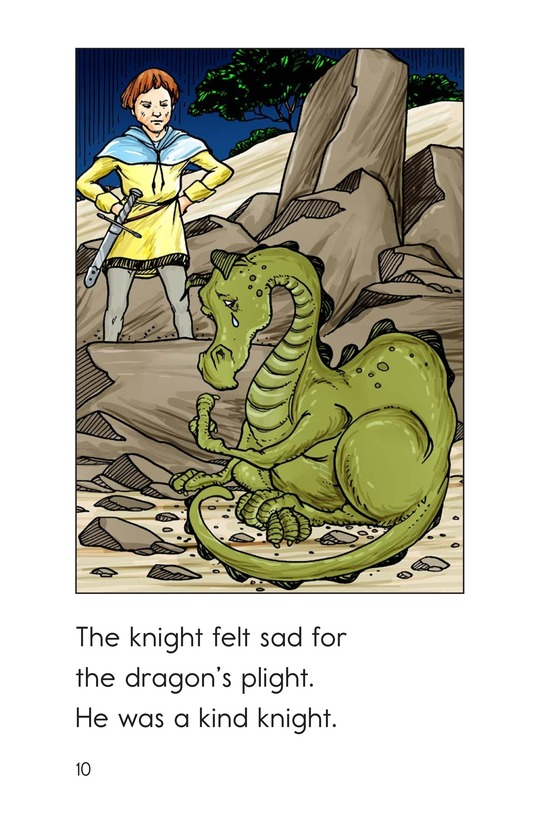 Book Preview For The Kind Knight Page 10