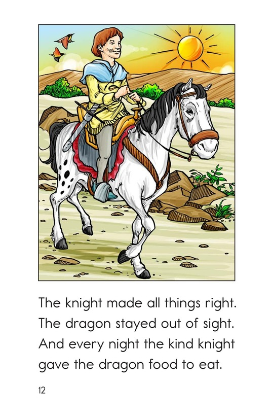 Book Preview For The Kind Knight Page 12