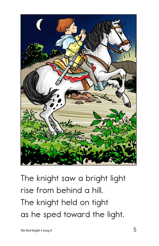Book Preview For The Kind Knight Page 5