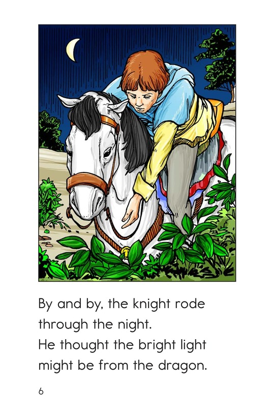 Book Preview For The Kind Knight Page 6